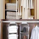 7 Closet Organizers that work like magic!