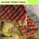Avocado Grilled Cheeses