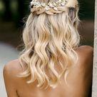 39 Wedding Hairstyles For Medium Hair | Wedding Forward