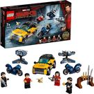 LEGO Marvel 76176 Shang Chi Escape From The Ten Rings 321 Piece Building Kit