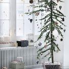 10x de mooiste kerstbomen in minimalistische stijl