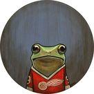 Frog Illustration