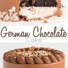 German Chocolate Cake   Liv for Cake