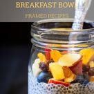 Chia Seed Breakfast