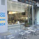 Venez profiter de la terrasse ! #open #restaurant #paris9 #terrasse #sun #new #nofilter #lamaisondesproteines #lmp #detox #healthyfood #soup #sandwich #superfood #lafayette #fastgood #snacks