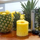 Cut A Pineapple