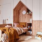 Une chambre d'enfant personnalisée, colorée et nature | Leroy Merlin