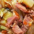 Ham And Cabbage