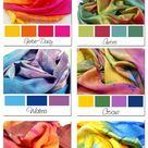 Tie Dye Colors