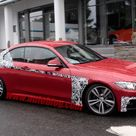 2014 BMW 4 Series convertible spotted