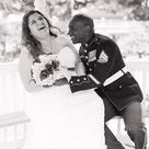 Jacksonville NC  Photographer  Christopher & Carine Wedding, Woodbridge Virgina