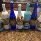 Paint Wine Bottles