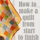 How To Quilt