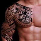 Men's tattoos