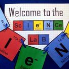 Science Decorations