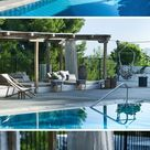 Skiathos Blu is a Greek hotel that puts a contemporary twist on traditional style