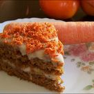Vegan Carrot Cakes