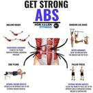 What Are The 5 Most Efficient Ab Exercises? Utilise This Workout And Build Abs Of Steel - GymGuider.com