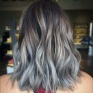 Haare silber färben   70+ Inspirationen und die besten Pflegetipps