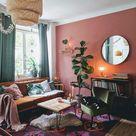 Neue Wandfarbe 🥰 #wohnzimmer #catcontent #wallcolor ...
