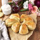 Scones: Irische 15 Minuten Brötchen für ein gemütliches Frühstück ⋆ Knusperstübchen