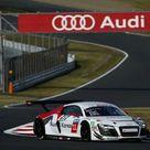 Box Canvas Print. Audi R8 LMS Cup Japan