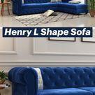 Henry Sofa Set