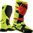 Thor Radial MX S20, Laarzen rood/zwart