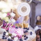 Sommerliche Vintage Hochzeit | Hochzeitsblog The Little Wedding Corner