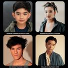 """Netflix US on Instagram """"Yip yip Meet the cast of Avatar The Last Airbender live action series"""""""