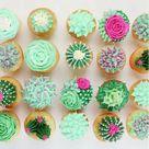 Succluent Cupcakes {VIDEO}   i am baker