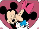 Printable Disney Valentine's Day Cupcake Wrappers