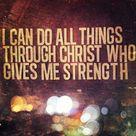 Strength Bible Verses