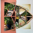 Le jardin de Majorelle Maroc - L'atelier scrap de la lutine - Scrapbooking européen, carterie, déco