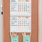 A simple chore system for kids that really works! {+ free printable chore chart} - The Many Little Joys
