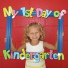 Preschool First Day