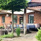 """""""Das Terrassendach aus alten Holzbalken war die beste Investition überhaupt!"""" – Im Garten bei KatinkaA"""
