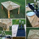 Homemade Tables