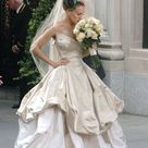 Vivienne Westwood celebrates the 10th anniversary of the famous Sex and the City wedding dress