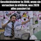 Geschichtsiehrer in 2040, wenn sie versuchen zu..