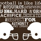 Football Mom Quotes
