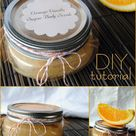 Sugar Scrub Diy