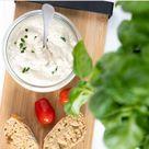 Vegane Sour Cream   Cashew Sour Cream   feierSun.de