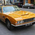 Aston Martin DBS V8 1969   1972
