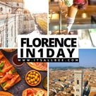 Florence 1 Day Itinerary