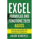 Excel Formulas and Functions 2020 Basics  Step by Step Guide with Examples for Beginners Paperback