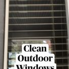 Clean  Outdoor  Windows  Easily