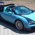 Bugatti 2013 EB Veyron 16.4 Grand Sport Vitesse Jean Pierre Wimille