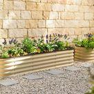 Modular Raised Bed | Aluzinc Steel | Gardener's Supply