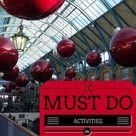 Christmas Things To Do